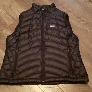 Womens Patagonia Nano Puff Vest, XL